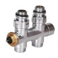 Terma Technologie zawór termostatyczny 50 mm w osi chrom lewy TGZPTERKATCR01