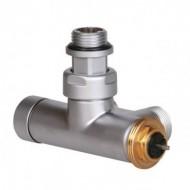 Terma Technologie zawór termostatyczny z rurką zanurzeniową satyna lewy TGZPTERKATSAR01