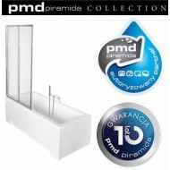 PMD Piramida - Parawan nawannowy 2-elementowy Ambition Premium 2s 80x140
