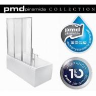 PMD Piramida - Parawan nawannowy 3-elementowy Ambition Premium 3s 130x140