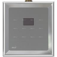 Alcaplast Automatyczny zawór pisuarowy, chrom 12V (zasilanie sieciowe) ASP4