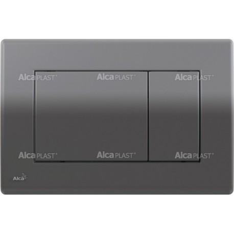 Alcaplast Przycisk sterujący do systemów podtynkowych (Antracyt) M277