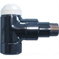 Zawór termostatyczny HERZ TS 90 figura kątowa chrom 1792441
