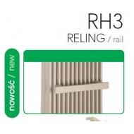 Instal projekt reling RH3 biały 280 mm RH3-40