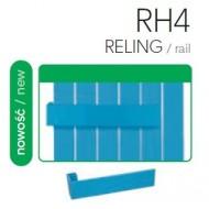 Instal projekt reling RH4 biały 362 mm RH4-40