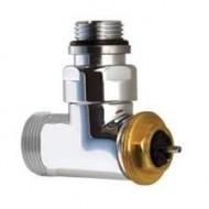 Terma Technologie zawór termostatyczny kątowy gwint zewnętrzny chrom TGZPTERKATCRGZ241901