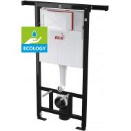 Alcaplast Jádromodul - Podtynkowy system instalacyjny ECOLOGY do suchej zabudowy AM102/1120E