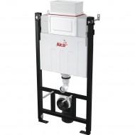 Alcaplast Sádromodul - Podtynkowy system instalacyjny do suchej zabudowy K-G z kontrolą górną lub przednią  AM118/850