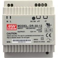 Alcaplast Zasilanie sieciowe do automatycznych toalet, pisuarów spłukiwania i podświetlania przycisków 24W AEZ311