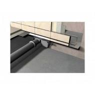 Alcaplast Spa - System odpływowy do zabudowy w ścianie (pokrywa do wypełnienia płytakmi) APZ5-TWIN-850