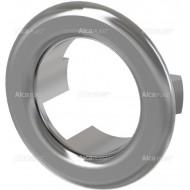 Alcaplast Rozetka otworu przelewowego umywalki DN33, A22