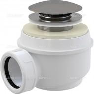 Alcaplast Syfon brodzikowy click/clack, metal, A465-50