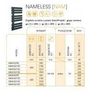 Grzejnik Instal Projekt Nameless 600x1600 NAM-60/160 biały