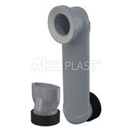 Alcaplast Kolano odpływu 90/110 Slim, MS906