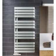 Grzejnik łazienkowy Terma WARP S 1110x500 biały WGWAS111050
